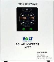 Przetwornica sinuspro-2000s 24v 14002000w solar - szybka dostawa lub możliwość odbioru w 39 miastach