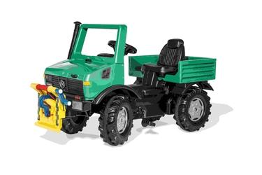 Ciężarówka unimog z wyciągarką rolly toys dla dziecka 3-8 lat