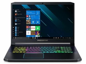 Acer Notebook Helios 300 NH.Q5PEP.001 WIN10Home i7-9750H4GB+4GB512GBGTX1660Ti 6GB17.3 FHD