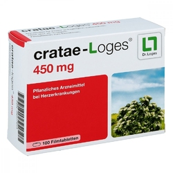 Cratae loges 450 mg filmtabl.