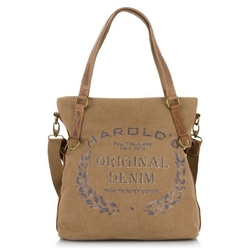 Damska torebka harolds 4540 beżowa