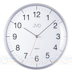Zegar ścienny jvd ha16.1 płynący sekundnik