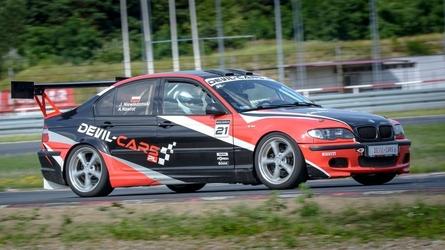 Jazda bmw m power - kierowca - cała polska - 2 okrążenia