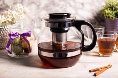 Dzbanek z zaparzaczem do herbaty szklany altom design sencha 2200 ml