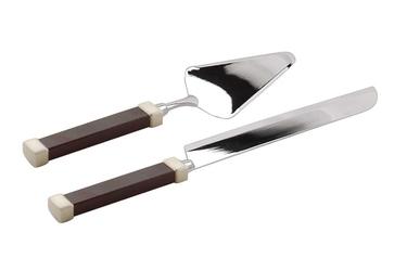 Regent łopatka i nóż do ciasta zen 2 sztuki