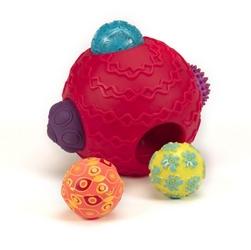 Kula sensoryczna z piłkami