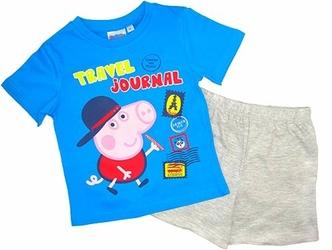 Piżama george travel journal niebieska 6 lat