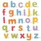 Magnesy na lodówkę małe literki - alfabet - litery