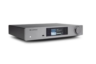 Cambridge audio cxn v2 - odtwarzacz sieciowy audio  kolor: szary