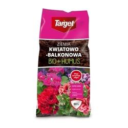 Ziemia kwiatowo-balkonowa – bio + humus – 57x50 l target