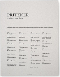 Plakat pritzker prize