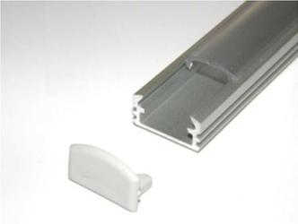 Profil aluminiowy nieanodowany - m2wna