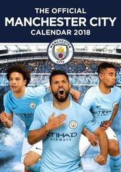 Manchester city - kalendarz 2018