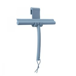 Ściągaczka do kabiny prysznicowej niebieska vipo blomus