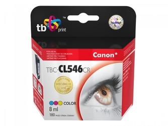 Tb print tusz tb do canon pixma ip2850mg295025502450mx495 tbc-cl546cr ref.