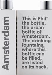 Butelka na wodę Phil Amsterdam