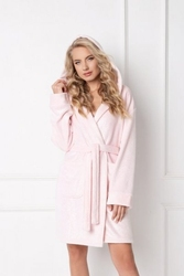 Aruelle sparkly bathrobe szlafrok damski
