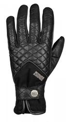 Ixs  rękawice skórzane damskie roxana 2.0 black