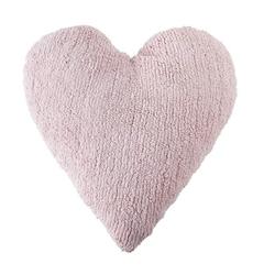 Poduszka serce corazón rosa - lorena canals