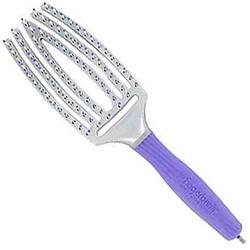 Olivia garden finger brush medium violet, szczotka z iglicą bez włosia