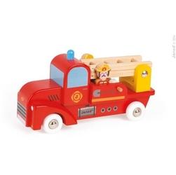 Wóz strażacki z 2 figurkami strażaków