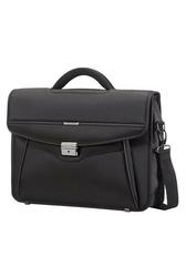 Samsonite desklite torba na laptopa 1 gusset 15.6 czarny