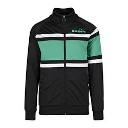 Bluza męska diadora jacket 80s - czarny