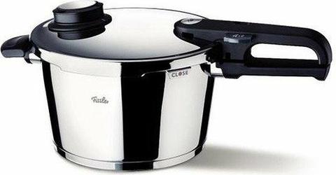 Szybkowar Vitavit Premium z wkładem do gotowania na parze 10 l
