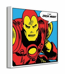 Iron Man I Am - Obraz na płótnie