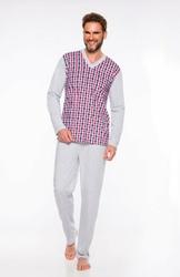 Taro roman 004 plus 20 piżama męska