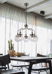 Lampa szklane kule z regulacją kąta ballet candellux 35-70876