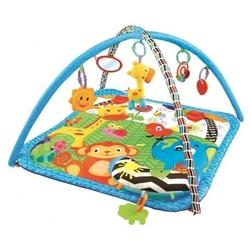 Mata z poduszką - słoneczne zoo