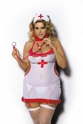 Kostium pielęgniarki size plus shane angels never sin