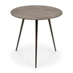 Ethnicraft :: stolik kawowy luna lava beżowy śr. 50 cm