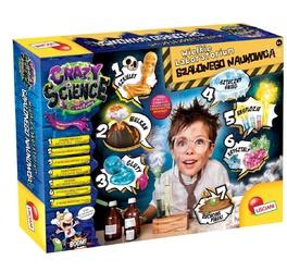 Laboratorium szalonego naukowca 7 w 1 - crazy science