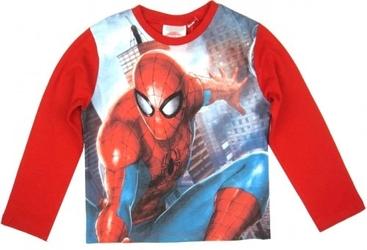 Bluzka spiderman spider  czerwona 6 lat