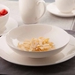 Talerz głęboki do zupy porcelana kremowa altom design bella ecru 20 cm