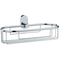 Koszyk łazienkowy na akcesoria, stalowy lucido kela ke-22689
