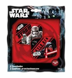 Zasłonki boczne 2 szt. 44-35 cm, Star Wars, Disney