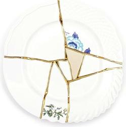 Talerz obiadowy Kintsugi 3