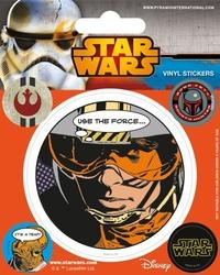 Star wars rebellion - naklejka