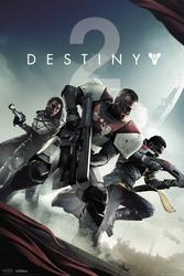 Destiny 2 key art - plakat