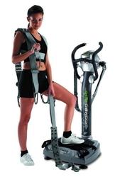 Platforma wibracyjna combo duo - bh fitness