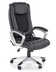 Fotel gabinetowy ze skóry ekologicznej loriano