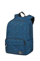 Plecak american tourister urban groove lifestyle niebieski - niebieski