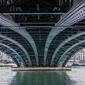 Fototapeta na ścianę most w lyonie fp 4678