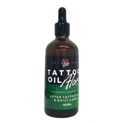 Loveink tattoo oil aloes - olejek do pielęgnacji tatuażu 100 ml