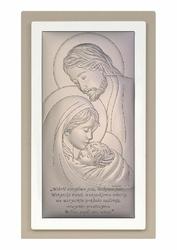 Obrazek BC6380SS2XTP Święta Rodzina 13 x 22 cm