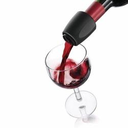Nalewak do wina czarny