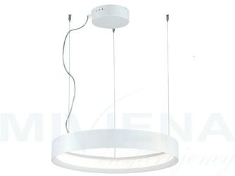 Verdi lampa wisząca 38 led biały